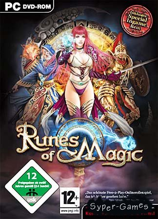 Runes of Magic v 3.0.5.2282 (PC/RUS)