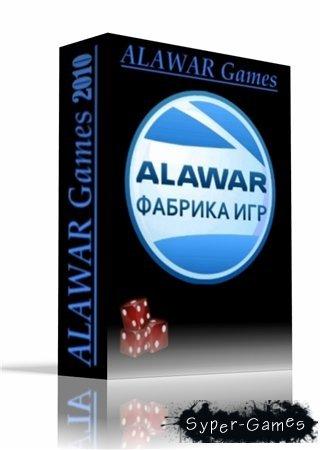 Мини игры Alawar Entertainment (2010/RUS) – DVD Collection
