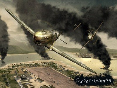 Blazing Angels: Squadrons of WWII (2006/RUS)