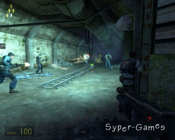 Half-Life 2 Synergy / �ooperation (2010/RUS/Repack by RG Packers)
