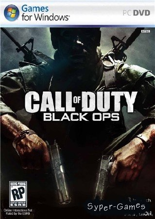 Call of Duty: Black Ops (2010/RUS/PC/UPDT4/Repack от V1NT)