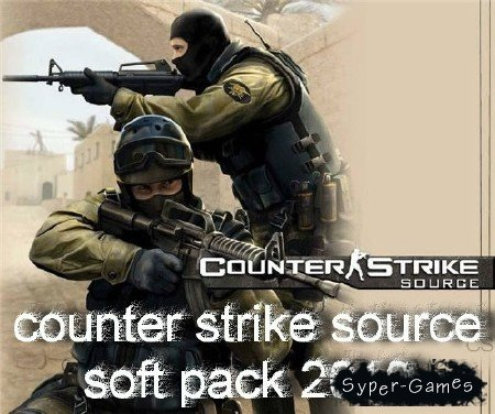Source soft pack Counter Strike