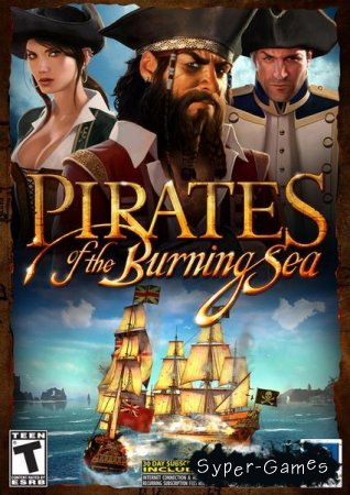Корсары Online: Pirates of the Burning Sea (2010/RUS)