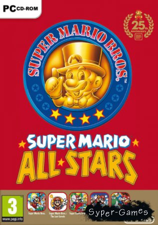 Super Mario All-Stars: 25th Anniversary Edition (2010/Eng/PC)