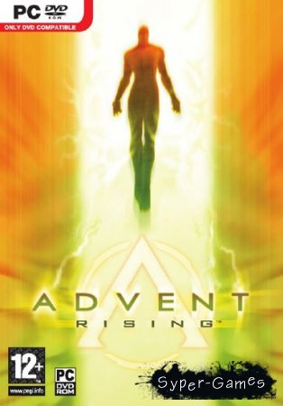 Advent Rising + Extras (2005/Eng/Full Rip)
