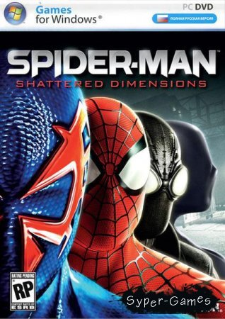 Spider-Man: Shattered Dimensions (2010/RUS/Lossless Repack от R.G. Catalyst)