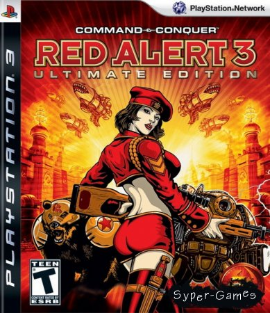 Command and Conquer: Red Alert 3 Ultimate Edition (2009/EUR/RUS/PS3)