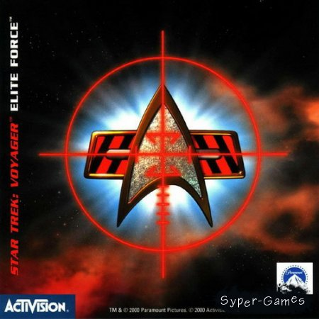 Star Trek: Voyager - Elite Force (2000/RUS/RePack by MOP030B)