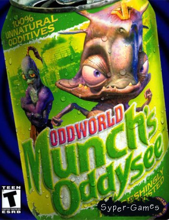 Oddworld: The Oddboxx (2010/Multi5)