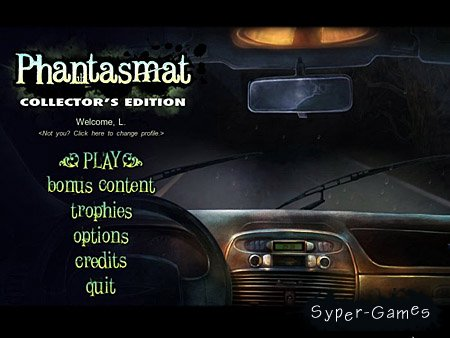 Phantasmat. Collector's Edition (2011)