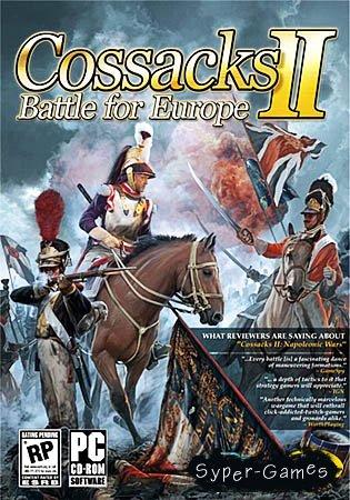 Cossacks 2: The Battle for Europe (Русская и Английская версии)