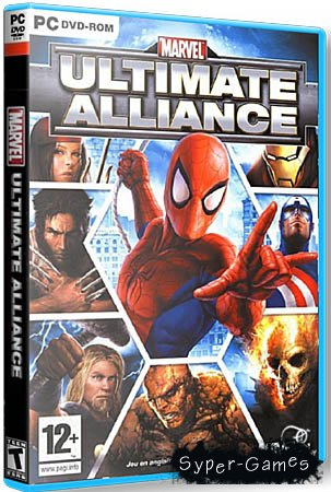 Marvel: Ultimate Alliance (PC/RePack/RU)