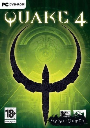 Quake 4 + GTX Mod v1.5 (2005/RUS/PC/Repack от MOP030B)