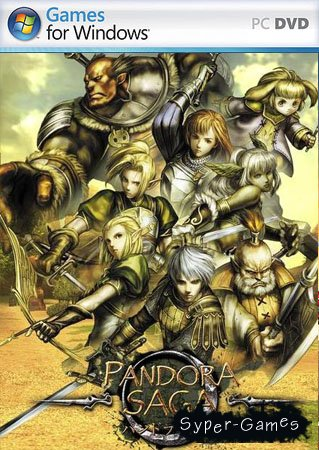 Pandora Saga (PC/2010/RUS)
