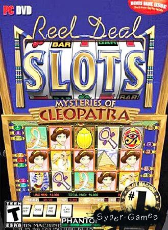 Reel Deal Slots Mysteries of Cleopatra (PC/2011/EN)