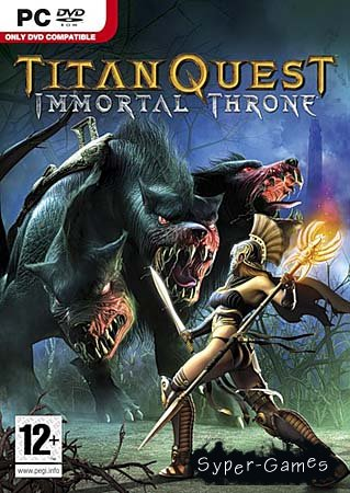 Titan Quest + Immortal Throne (PC/Repack/Full RU)
