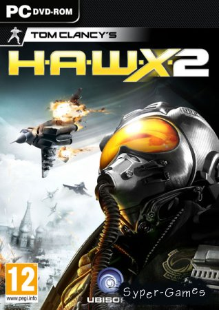 Tom Clancy's H.A.W.X. 2 (GFI ООО «Бествей»/RUS/2011)