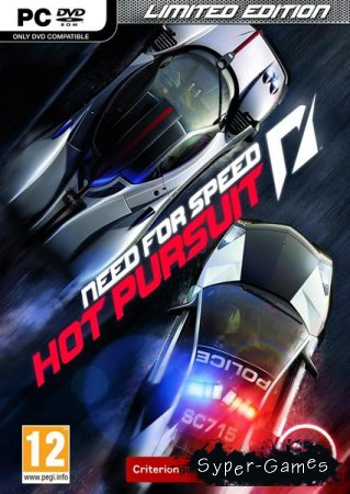 Need For Speed: Hot Pursuit - Limited Edition (2010/RUS/Repack by R.G. Games)
