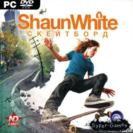 Shaun White Скейтборд (2010/RUS/ND)