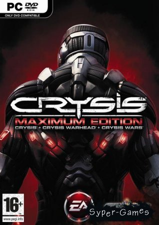 Crysis v.1.2.1 (2007/RUS/ENG/RePack)