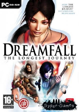 Dreamfall: The Longest Journey (2006/RUS/RePack by R.G. ReCoding)
