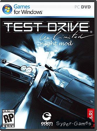Test Drive Unlimited: Night Mod (PC/2011/RUS)