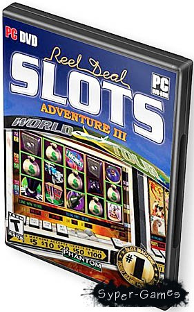 Reel Deal Slots Adventure III World Tour (PC/2011)