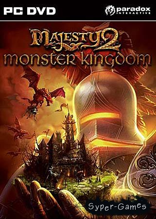 Majesty 2: Monster Kingdom + Рабочий редактор карт (PC)