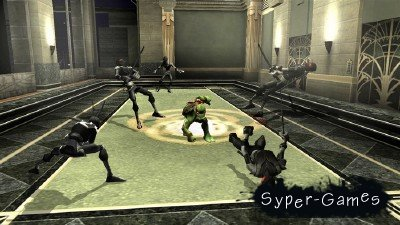 Черепашки ниндзя / Teenage Mutant Ninja Turtles (2007) RePack
