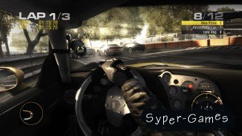 Race Driver: GRID (2008/RUS/Lossless Repack by R.G Repacker's)