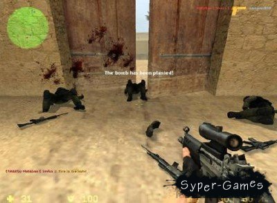 Counter-Strike: Source - Skin Full Modification [2011] (Набор скинов и текстур)