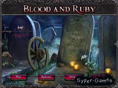 Blood and Ruby (2011) PC