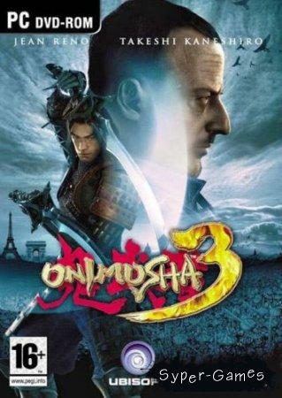 Onimusha 3: Осада Демонов / Onimusha 3: Demon Siege (2005/RUS/ENG)