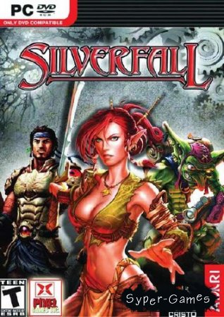 Silverfall (2007/RUS/ENG/RePack by R.G. Catalyst)