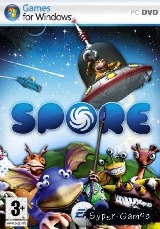 Spore: Full Version (2010/RUS/Lossless Repack by RG Packers)