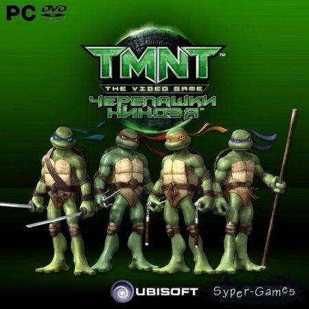 TMNT. Черепашки-ниндзя (2007/RUS/RePack by MOP030B)