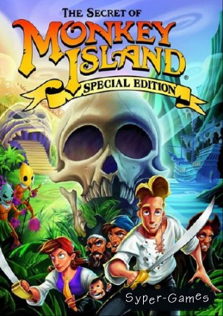 The Secret of Monkey Island: Special Edition (2009/ENG/RePack by R.G. Механики)