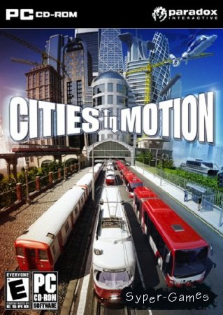 Cities In Motion (2011/Multi4/ENG)