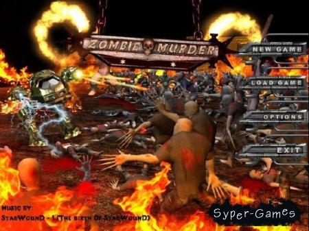 Zombie Murder (2010/ENG)