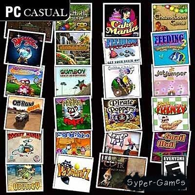 Сборник развлекательных игр (2011/RU)