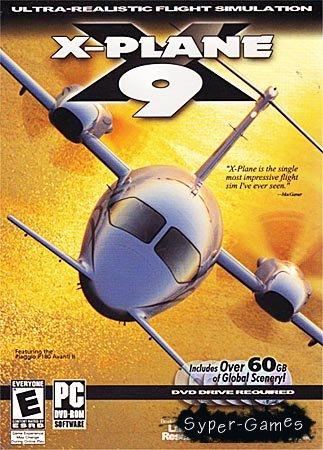 X-Plane 9 + 3 Mods (PC/RUS)