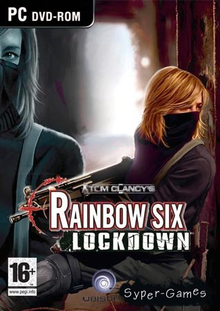 Tom Clancy's Rainbow Six: Lockdown (PC/RePack/Full RU)