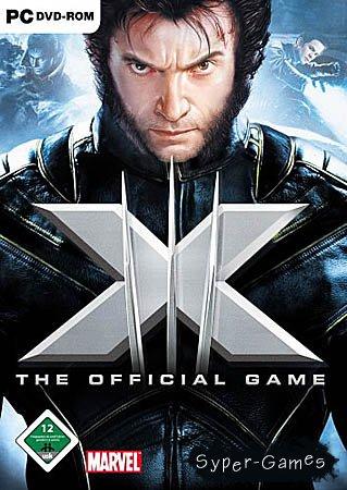 X-Men 3: Официальная Игра (PC/RUS)
