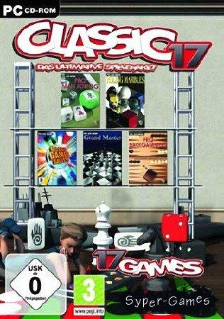 Сборник настольных игр: Classic 17 The Ultimate PC Collection (2009/ENG)