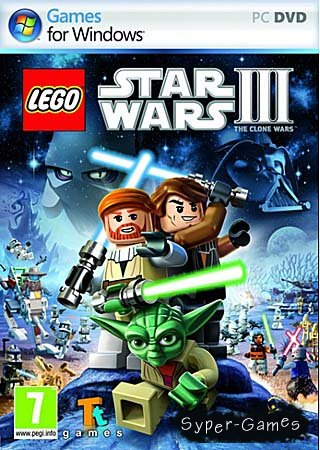 LEGO Star Wars III: The Clone Wars (PC/2011/En)