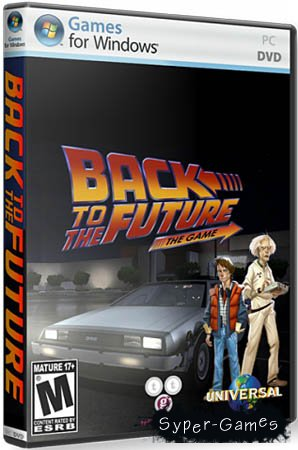 Back to the Future: The Game - Episode 3: Citizen Brown (PC/2011/Multi3)