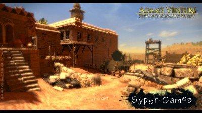 Adam's Venture 2: Solomons Secret (2011) PC