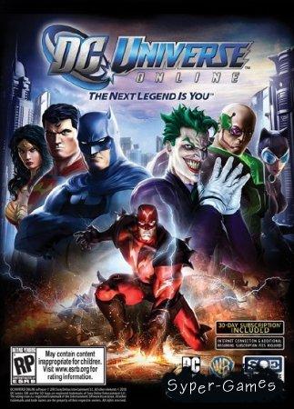 DC Universe Online (2011/ENG)