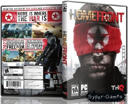 Homefront (2011) PC RUS Rip by v1nt