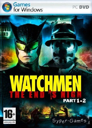 Watchmen: The End is Nigh - Complete Collection (2009/RUS/PC/RePack от R.G. Механики)
